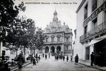 Patrimoine Histoire Hotel de Ville