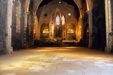 Patrimoine histoire saint Paul interieur