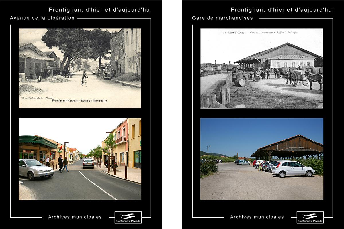 Photos patrimoine Frontignan
