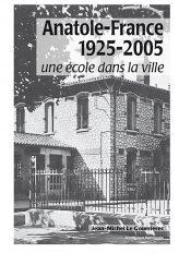 Frontignan Patrimoine _ Anatole-France _UNE