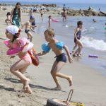 UN ETE EN PHOTOS - 23 août 2017 - Journée des oubliés des vacances - Plage des aresquiers