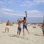 UN ETE EN PHOTO - 20 juillet 2017 - Beach Volley