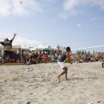 UN ETE EN PHOTO - 30 juillet 2017 - Concours BeachTennis - Plage des aresquiers
