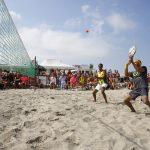 UN ETE EN PHOTO - 30 juillet 2017 - Concours BeachTennis - Plage des aresquiers 2