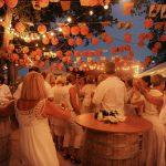 UN ETE EN PHOTOS - 04 août 2017 - Journées Andalouses - Soirée blanche