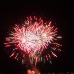 UN ETE EN PHOTOS - 16 juin 2017 - Fête de La Peyrade - Feu d'artifice