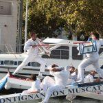 UN ETE EN PHOTOS - 19 août 2017 - Fête des Supporters Ventres Bleus - Tournoi de joutes 4
