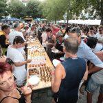 UN ETE EN PHOTOS- 23 juillet 2017 - Festival du Muscat de Frontignan - Apéritif Méditerranéen