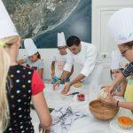 UN ETE EN PHOTOS - 23 juillet 2017 - Festival du Muscat de Frontignan - Atelier Petit chef 4