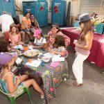 UN ETE EN PHOTOS - 23 juillet 2017 - Festival du Muscat de Frontignan - Guinguette des enfants