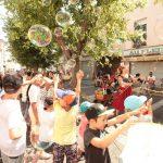 UN ETE EN PHOTOS - 23 juillet 2017 - Festival du Muscat de Frontignan - Guinguette des enfants 2