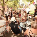 UN ETE EN PHOTOS - 23 juillet 2017 - Festival du Muscat de Frontignan - Guinguette du Temps Jadis