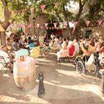 UN ETE EN PHOTOS - 23 juillet 2017 - Festival du Muscat de Frontignan - Guinguette du Temps Jadis 2