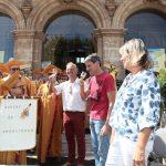 UN ETE EN PHOTOS - 23 juillet 2017 - Festival du Muscat de Frontignan - Intronisations 2