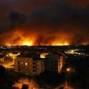 Incendies - Portugal - Octobre 2017