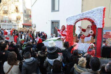Parade Noël Frontignan