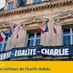 Hommages aux victimes de Charlie Hebdo