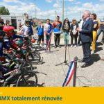 Piste BMX
