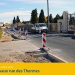 Rue des Thermes