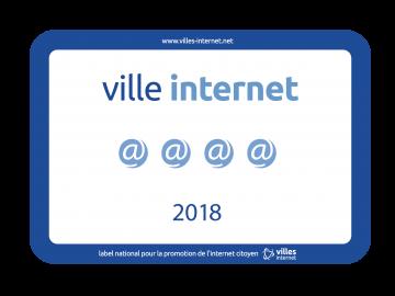 ville internet 4@ 2018