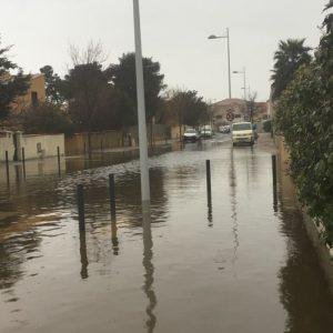 Inondations Pres Saint MArtin - 20180301