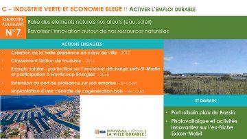 La Ville durable C7