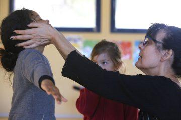 danse à l'école des Lavandins