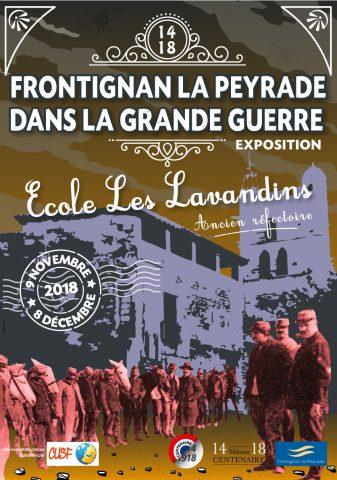 expo centenaire 14-18 lavandins