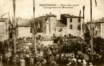centenaire 14-18 monument aux morts