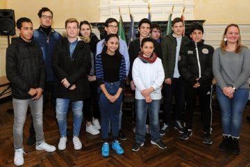Jeunesse : Conseil municipal des jeunes 2017 - 2019