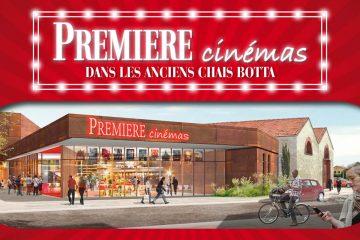Première cinéma : un miniplexe aux anciens Chais Botta
