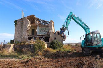 demolition maison douaniers